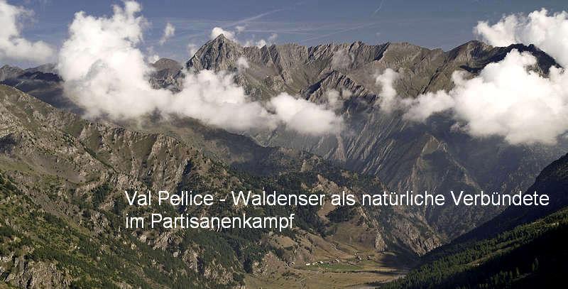 Blick hinunter auf die Conca del Pra - beim Abstieg vom Colle Selliere - Foto: © Wolfram Mikuteit